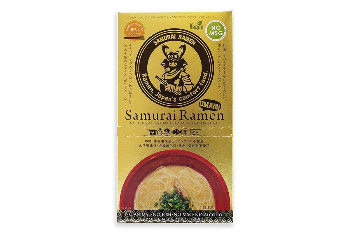 Samurai Ramen UMAMI